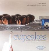 """Cupcakes, Alisa Morov, """"Les Petits plats"""", Marabout, 7.90€."""