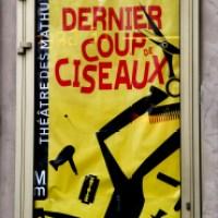 « Dernier coup de ciseaux », Cluedo grandeur nature…