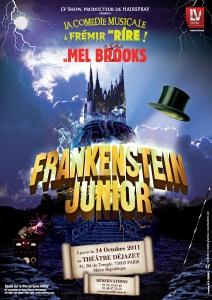 Frankenstein Junior au théâtre Déjazet - Rire en chanson