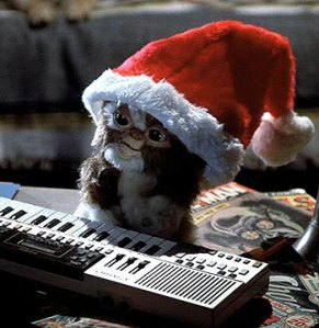Gizmo Mogwai Noël, mogwai gremlins, gremlins mogwai, gizmo mogwai, mogwai gizmo, gremlins noël, gremlins christmas