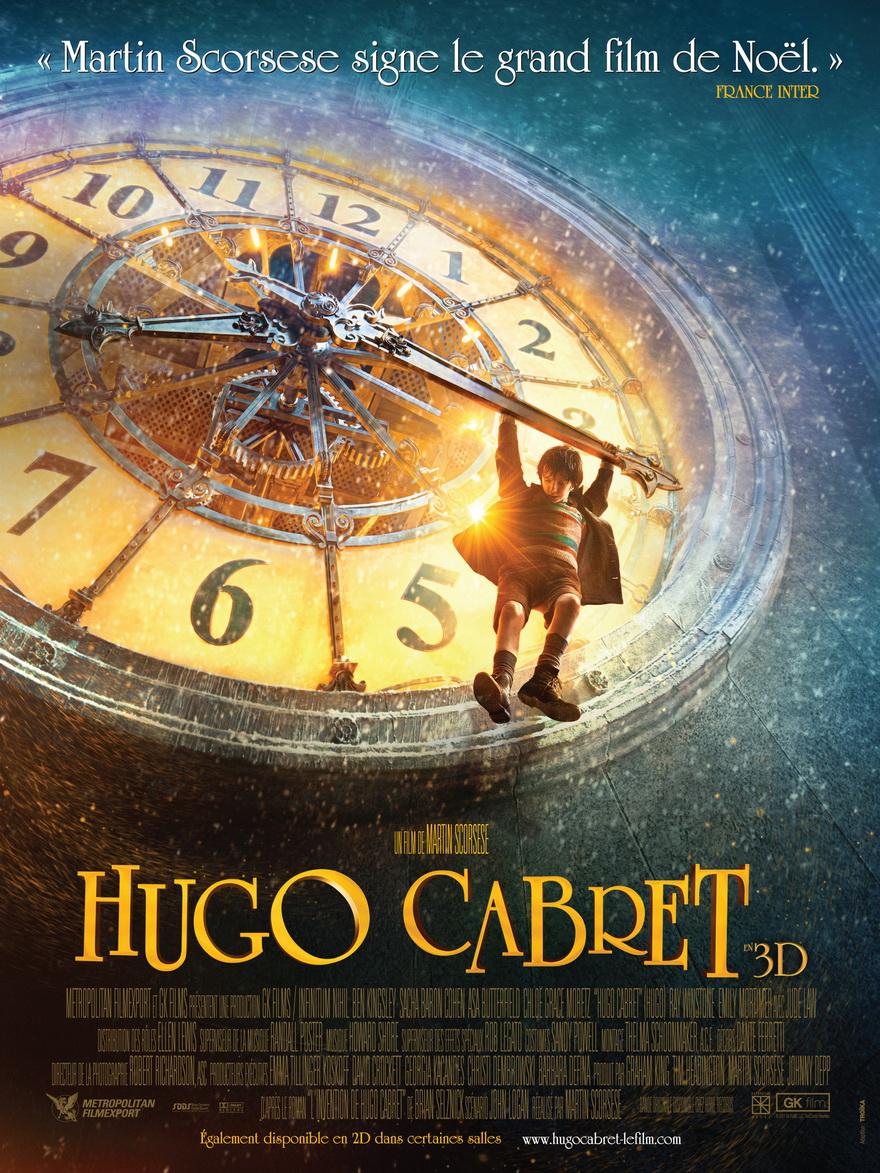 Hugo Cabret : Scorsese « Dompteur de rêves » comme un de ses maîtres ...