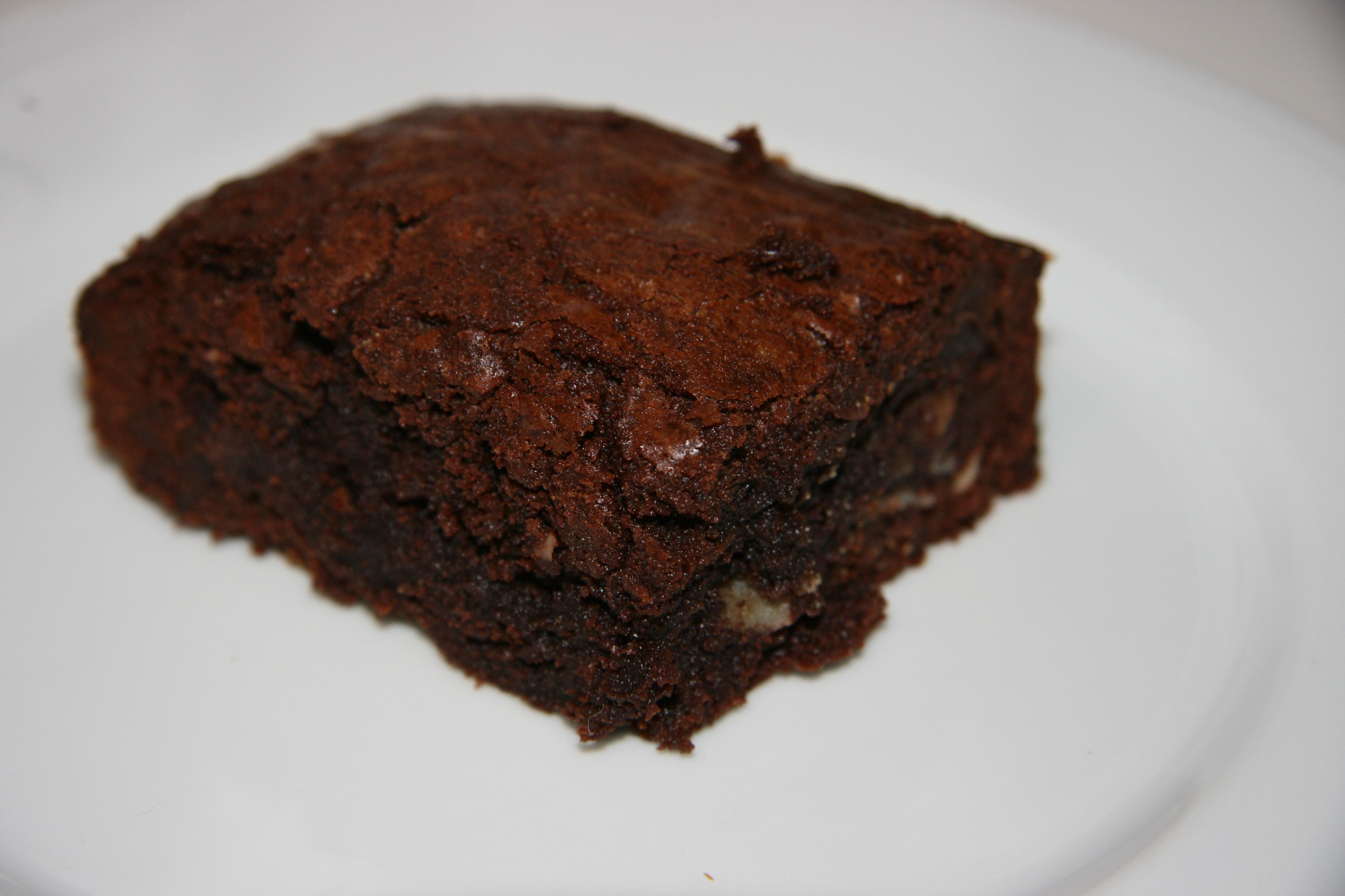 brownie au chocolat, Brownies
