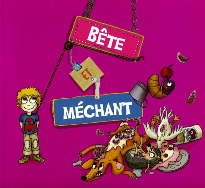 bete et mechant oldelaf