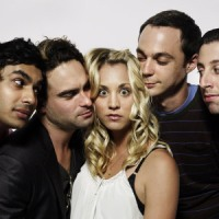 The Big Bang Theory : boys next door sauce geek !