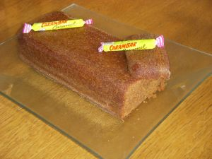 Cake aux carambars - Sans blagues inside
