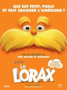 Le Lorax : le musical écolo de cet été…