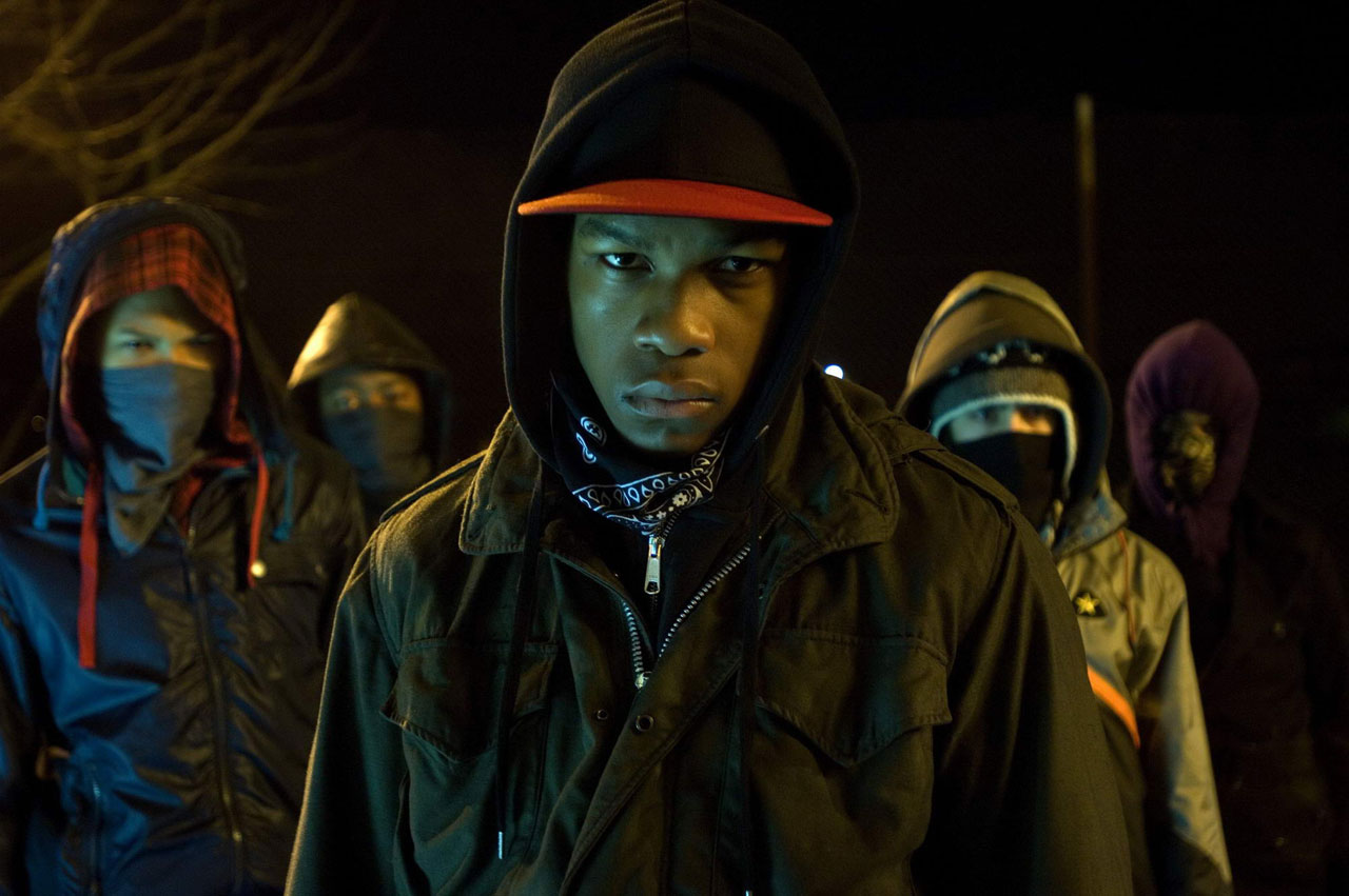 Attack the block John Boyega