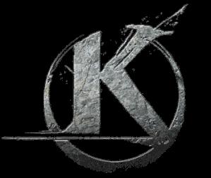 logo kaamelott série, kaamelott, kaamelott alexandre astier