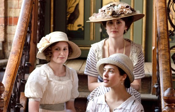 downton abbey edith, downton abbey mary, downton abbey sybil,hugh bonneville downton abbey,Highclere castle, Downton Abbey Highclere castle, Downton Abbey série, série downton abbey