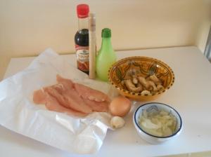 Boulette de poulet