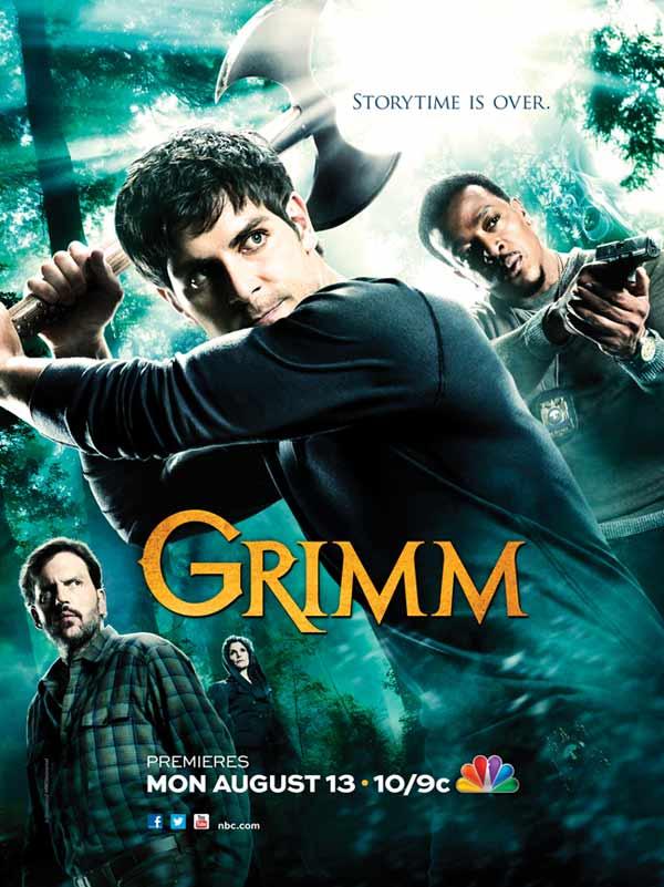 Grimm saison 2 en français