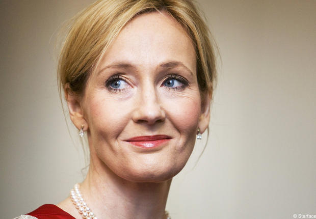 Une place à prendre, JK Rowling