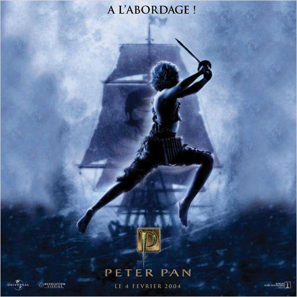 Peter Pan Pj Hogan affiche