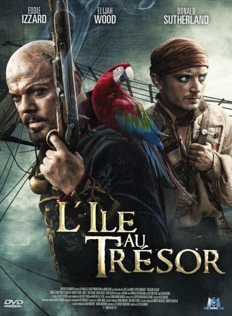 l'île au trésor treasure island affiche