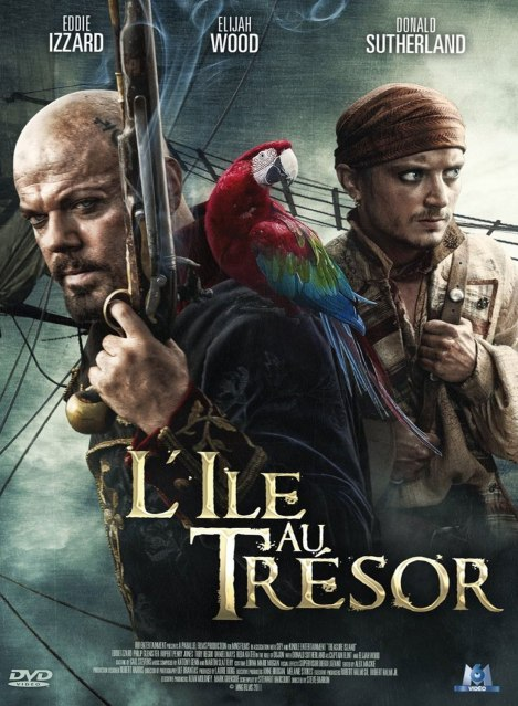 L'île au Trésor, de Steve Barron : « Yo, ho, ho and a bottle of rum ! »