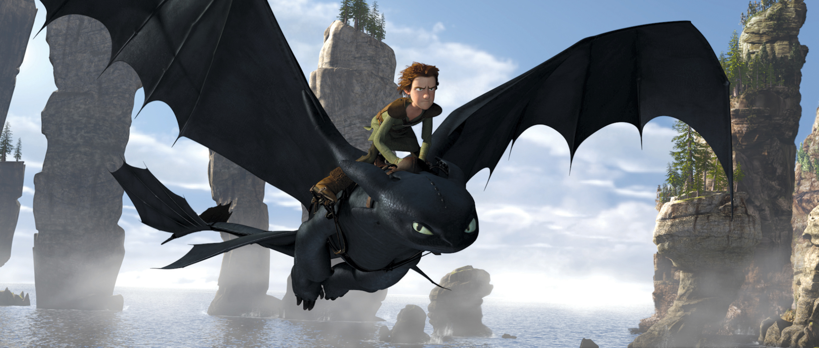 How To Train Your Dragon, Dragons