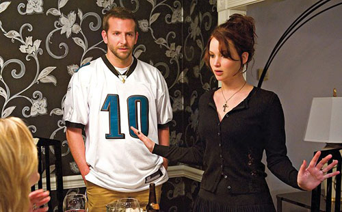 Happiness Therapy Bradley Cooper Jennifer Lawrence