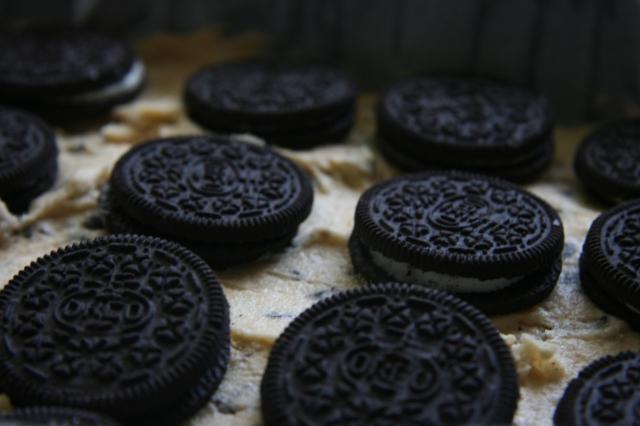 Pâte à cookies/Oreo