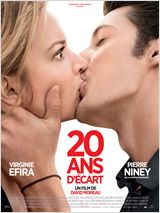 20 ans d'écart Pierre Niney