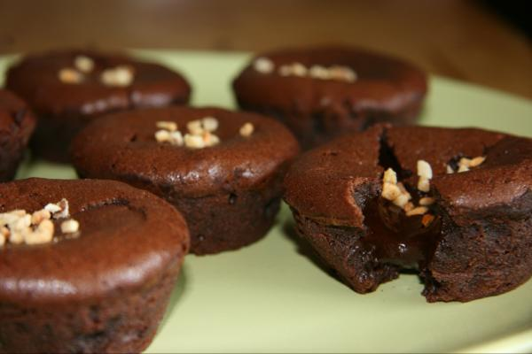 Fondants-chocolat