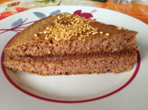 cinnamonn spice cake