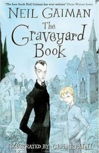 The Graveyard Book UK