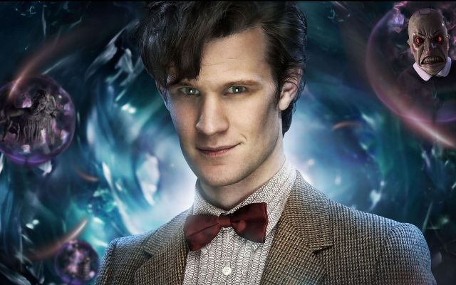 doctor who eleven matt smith