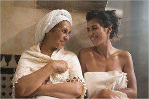 Un film sur le Maroc et une scène dans un Hamam! Quelle originalité et quelle prise de risque!