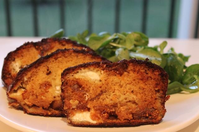 Cake figue miel chèvre (10)