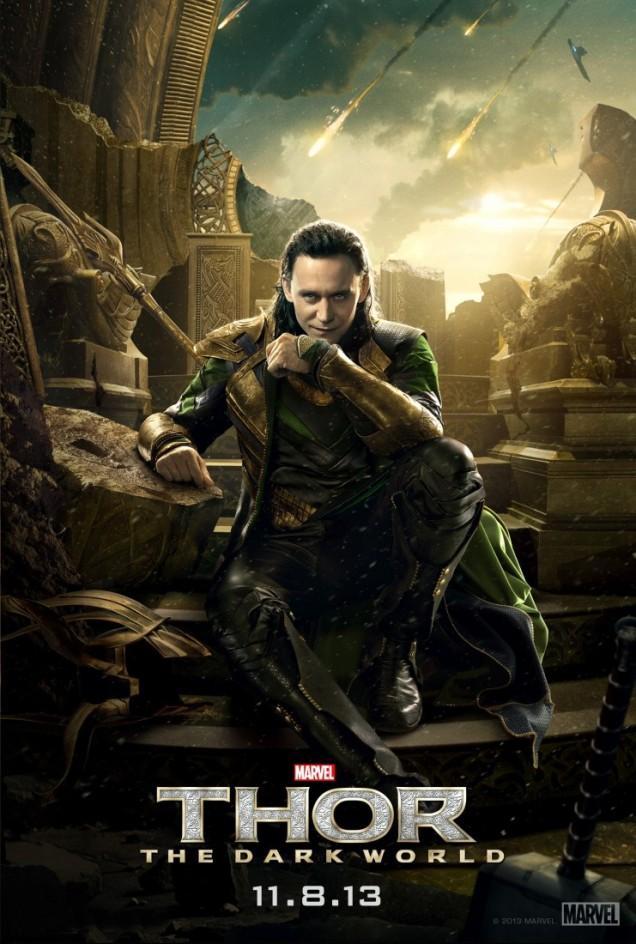 Loki, Loki, Loki, Loki, Loki, l'ami, l'ami, l'ami des touts petits!
