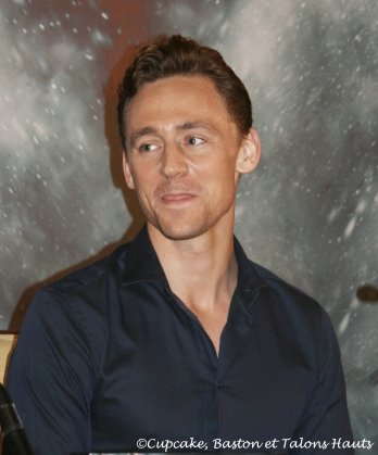 Tom Hiddleston.... Miam...