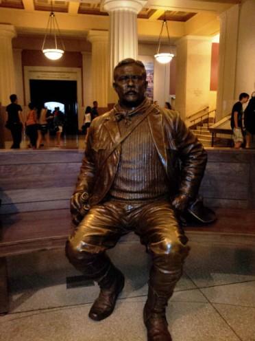Metropolitan Museum Teddy