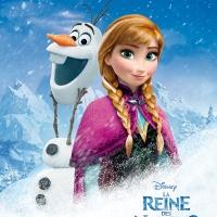La Reine des Neiges... va vous réchauffer le coeur!
