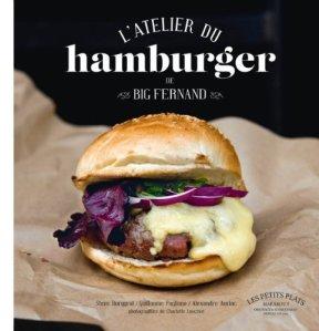ZE bouquin à avoir si tu aimes les hamburgers!