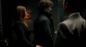 Mais Sherlock est pas super yummy sur cette image.