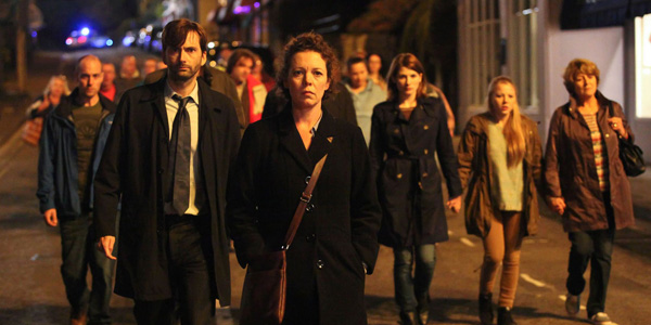 Broadchurch David Tennant Olivia Coleman