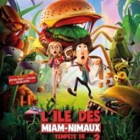 L'île des Miam-nimaux: Tempête de boulettes géantes 2