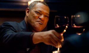 Laurench Fishburne as agent Jack Crawford in Hannibal