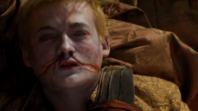 Adieu Joffrey! Au plaisir!