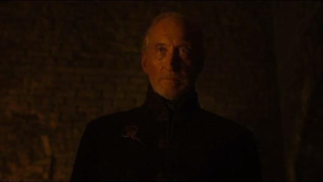 Et si vous n'êtes pas là la semaine prochaine, Tywin vous fera des gros yeux!